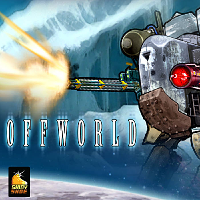 OFFWORLD OST cover art