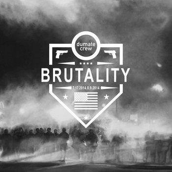 Brutality cover art
