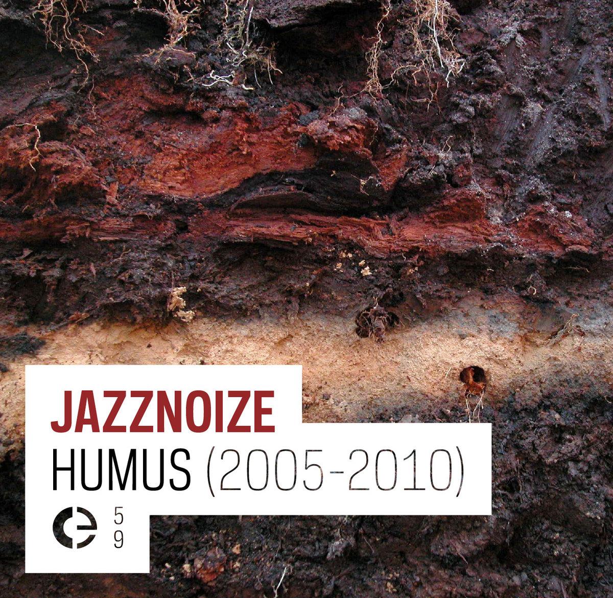 Cover Jazznoise - Música concreta española. Serie I
