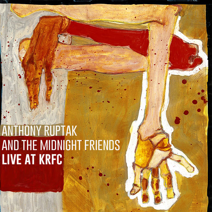 The Midnight Friends Live At KRFC cover art