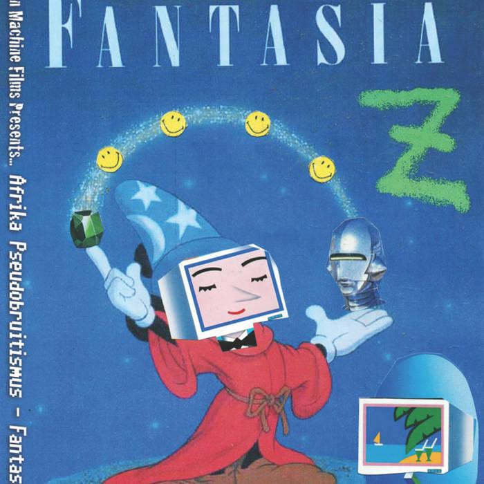Afrika Pseudobruitismus Fantasia Z DVD cover art