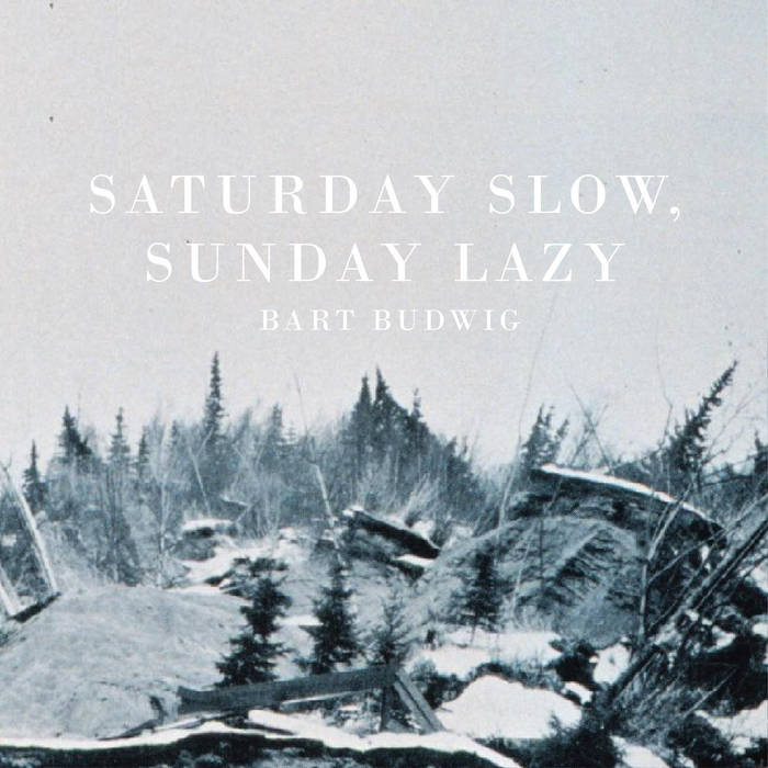 Saturday Slow, Sunday Lazy (single) cover art