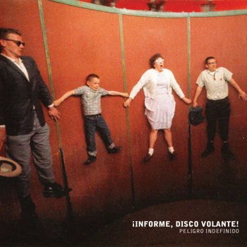 PELIGRO INDEFINIDO cover art