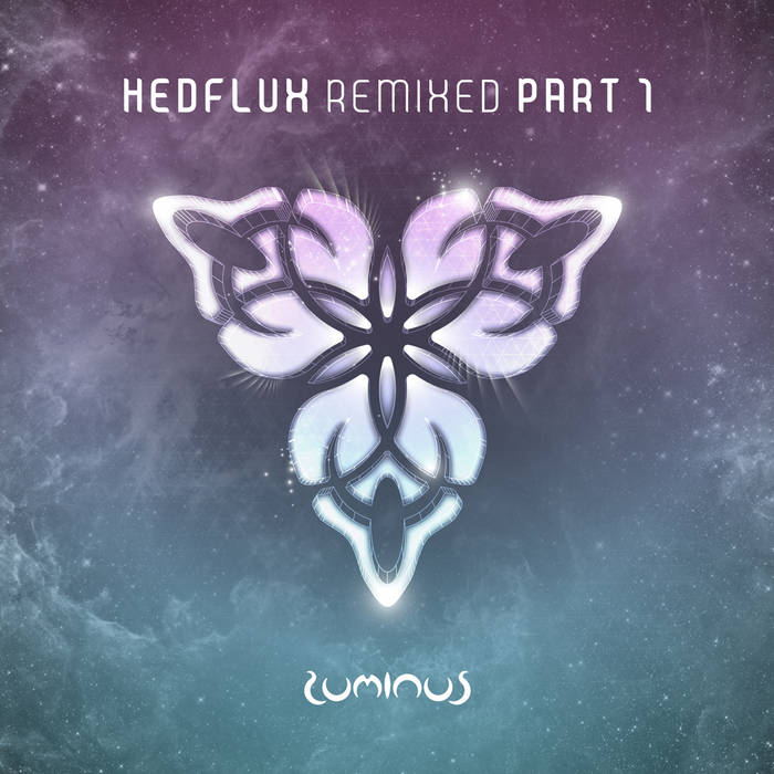 Hedflux Remixed Part 1 cover art