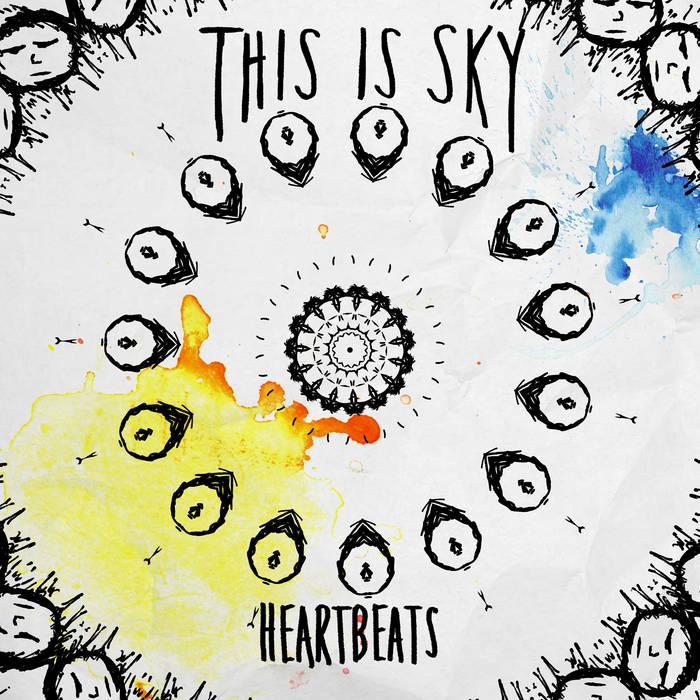 Heartbeats EP cover art