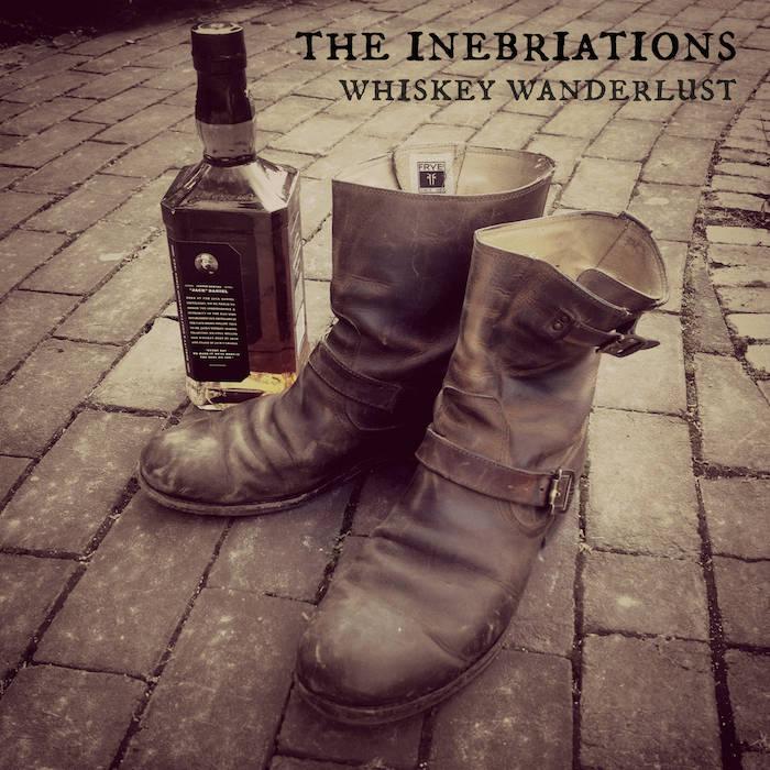 Whiskey Wanderlust EP cover art