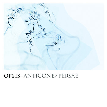 ANTIGONE / PERSAE cover art