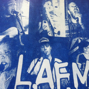 LAFM Compilation #1: Live at Beerland cover art