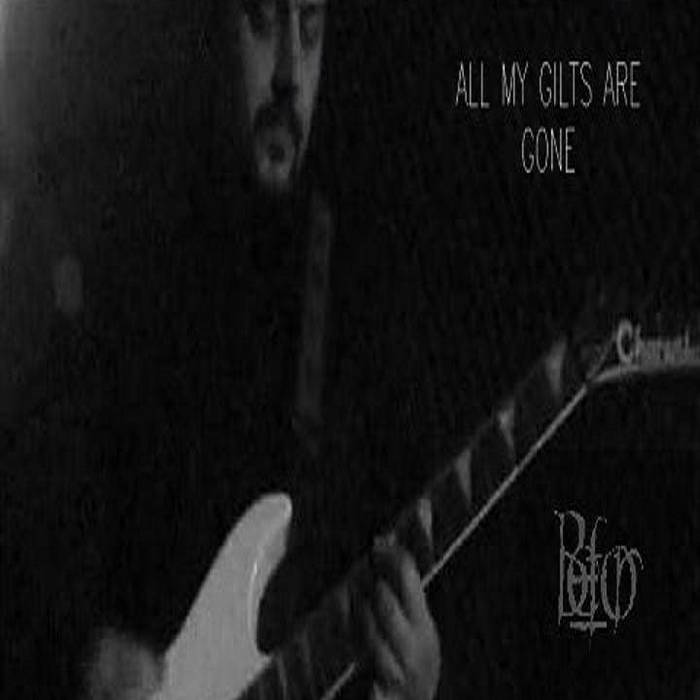 All my gilts are gone cover art