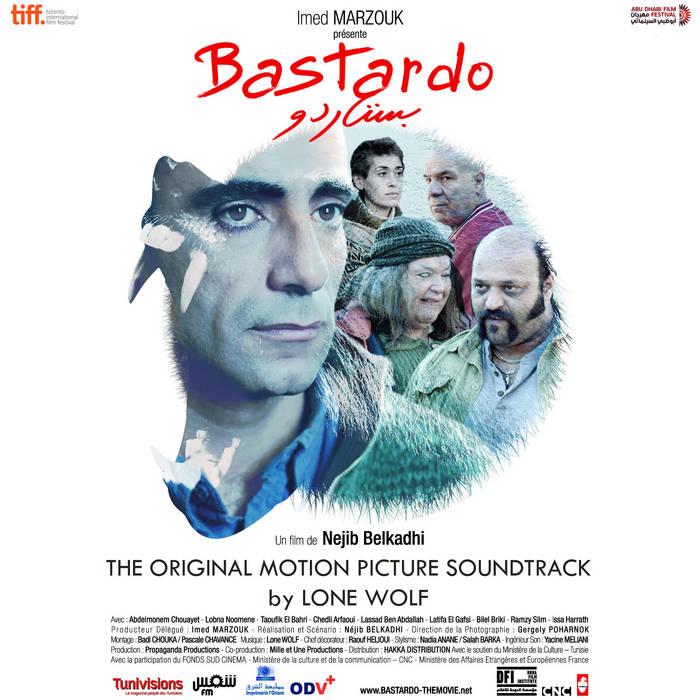Bastardo - The Original Motion Picture Soundtrack cover art