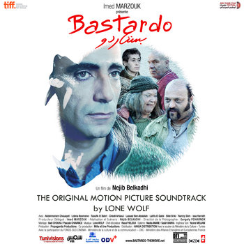 Bastardo - The Original Motion Picture Soundtrack cover art