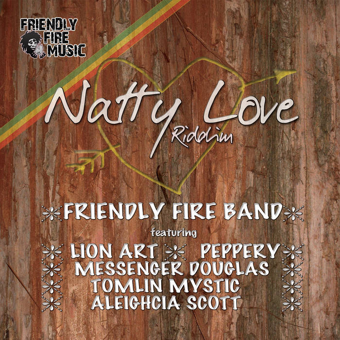 Natty Love Riddim cover art