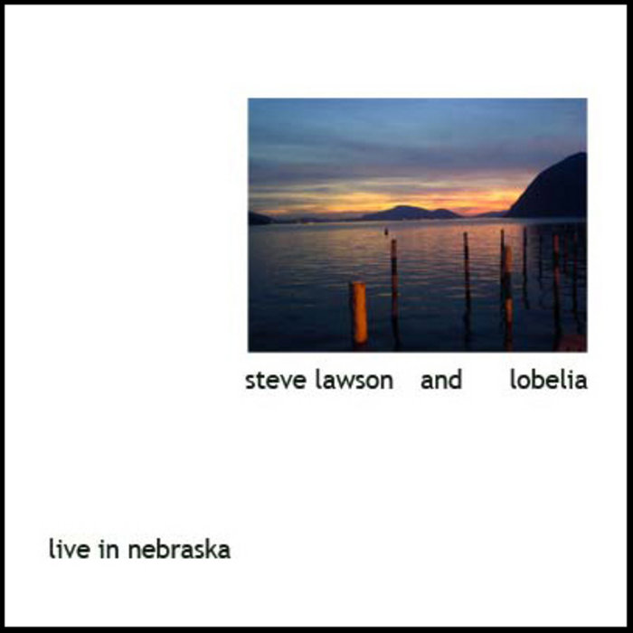 Live In Nebraska cover art