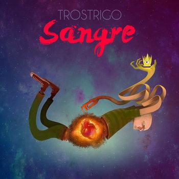 SANGRE (2014) cover art