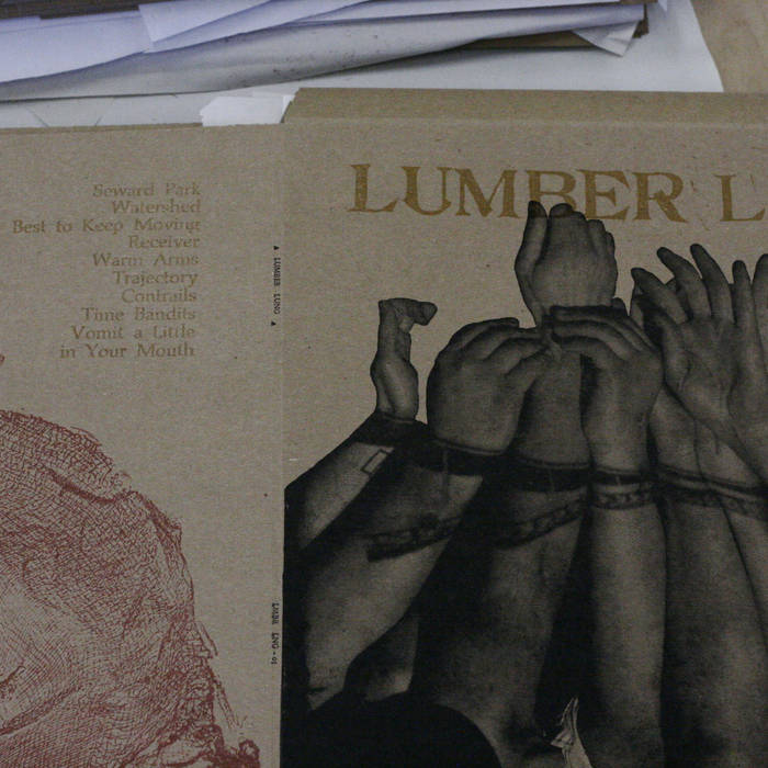 Lumber Lung cover art