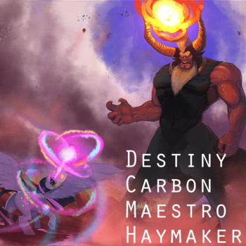 Destiny (feat. Haymaker) cover art