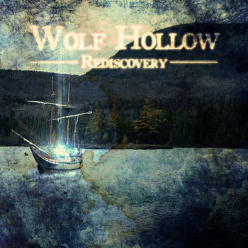 Rediscovery cover art