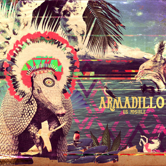 Armadillo - Es Posible (2013) cover art