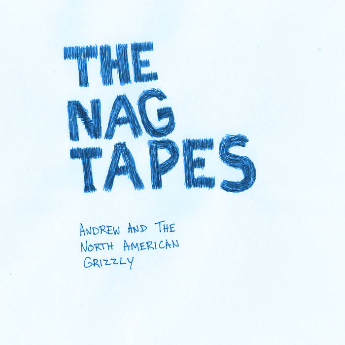 The NAG Tapes cover art