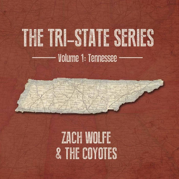 The Tri-State Series Vol. 1: Tennessee cover art