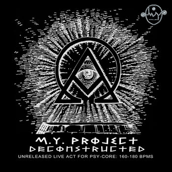 M.Y. Project - Deconstructed cover art