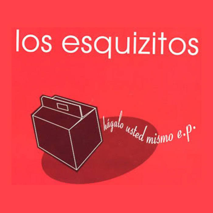 Hágalo usted mismo cover art