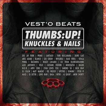 Thumbs: UP! / Knuckles & Nails cover art