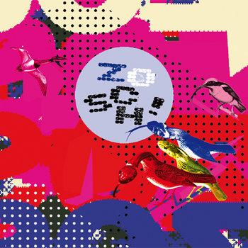 zOSCH! - st 7'' cover art