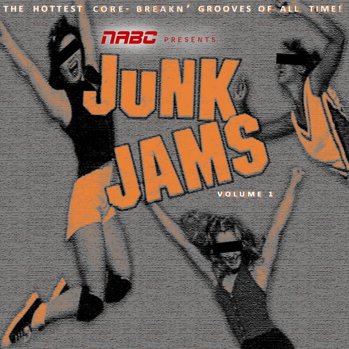 JUNK JAMS vol.1 cover art