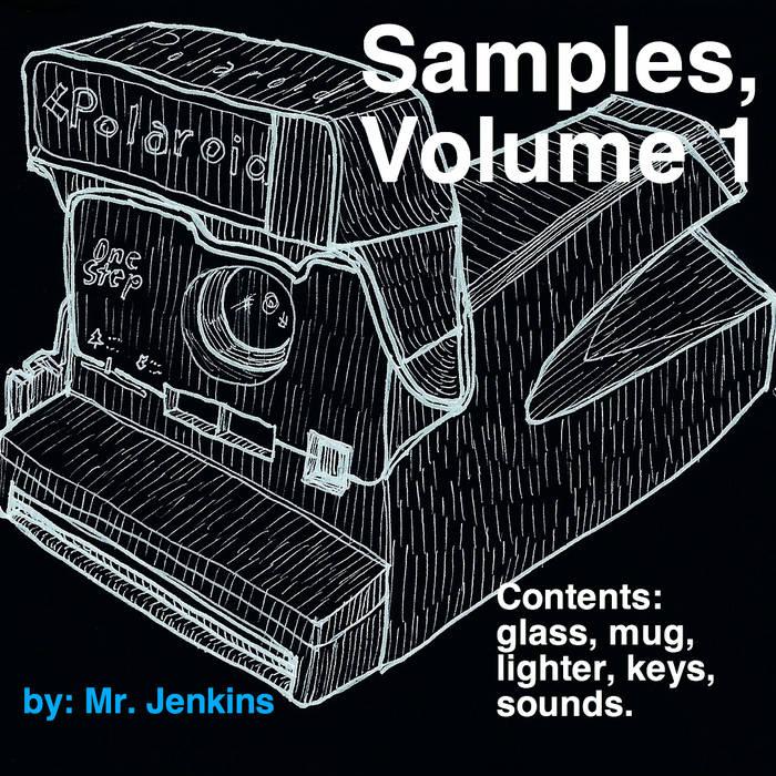 Samples, Volume 1: Glass, Mug, Lighter, Keys cover art