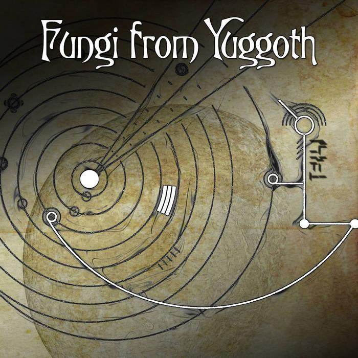 Fungi From Yuggoth cover art