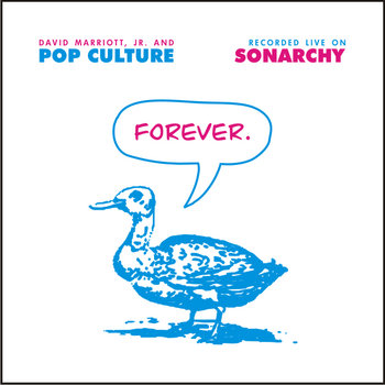 Forever, Said The Duck cover art