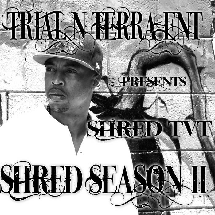 SHRED SEASON 2 cover art
