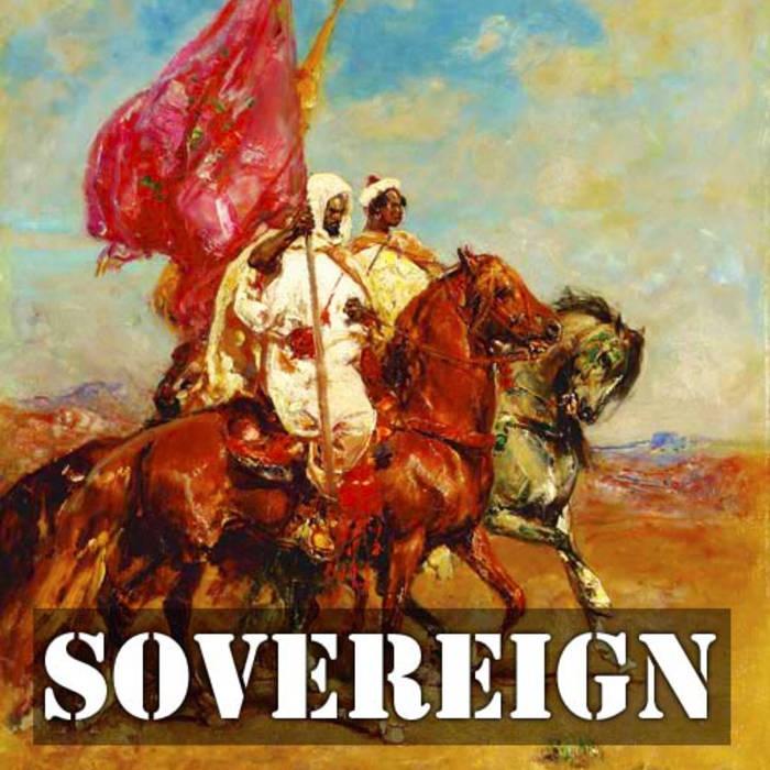 SOVEREIGN cover art