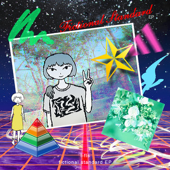 Fictional Standard EP [ZLEP-13] cover art