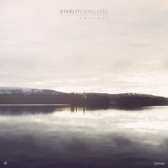 Starlit Everglades - twilight EP (CBNR006) cover art