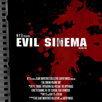 Evil Sinema vol. 1 cover art