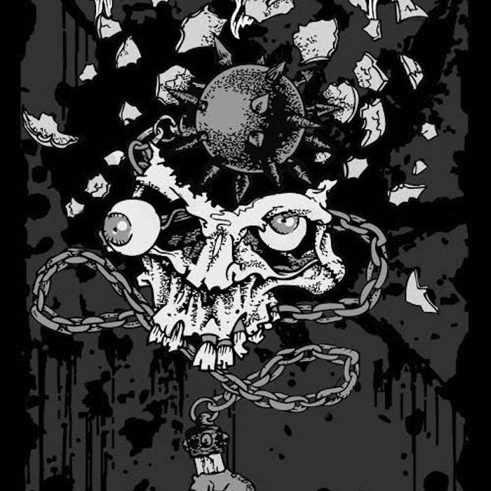 Infiltrator EP cover art