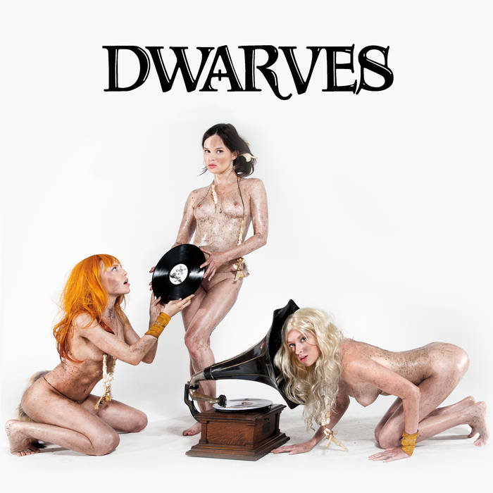 The Dwarves Invented Rock & Roll cover art