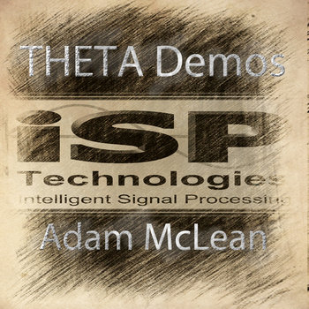 ISP Technologies Theta Preamp Demos cover art