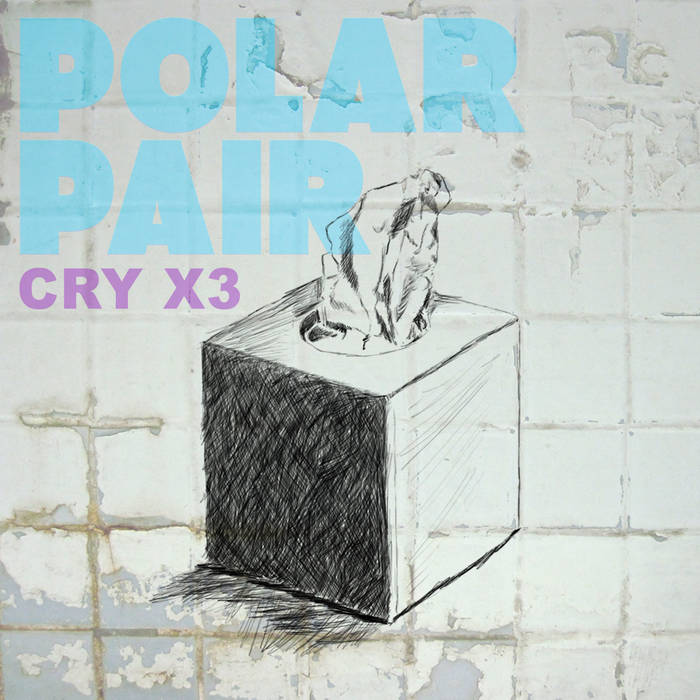 Cry x3 cover art