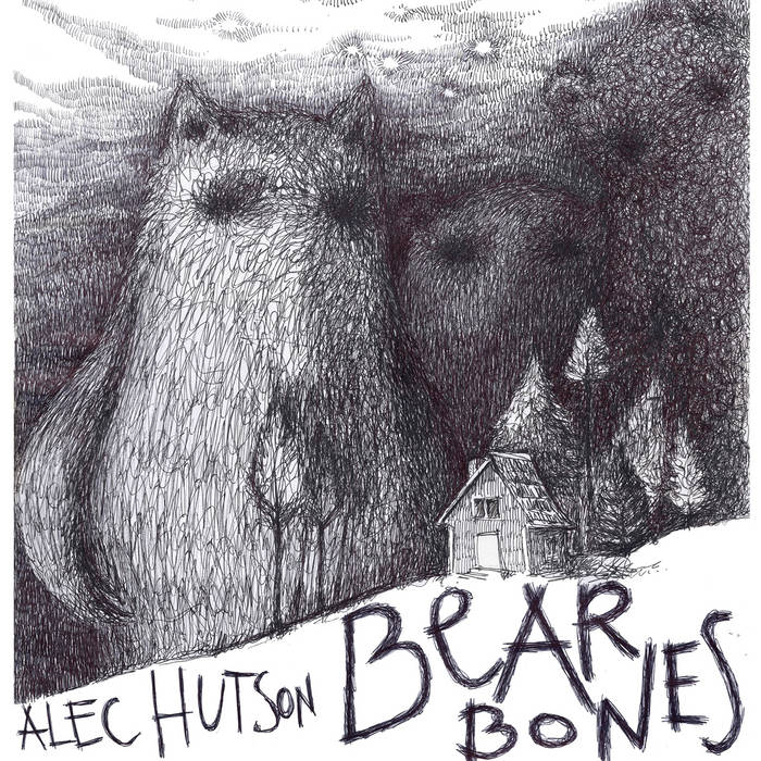 Bear Bones (2014) cover art
