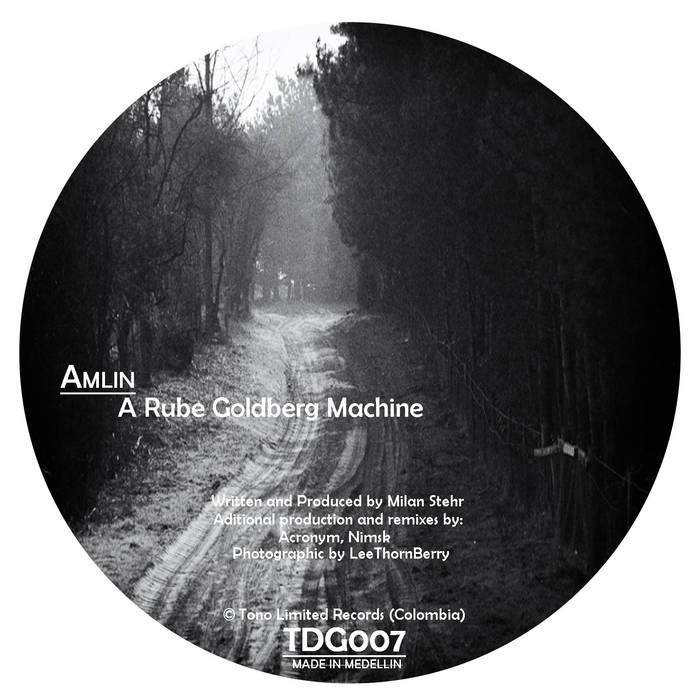 Amlin - A Rube Goldberg Machine cover art