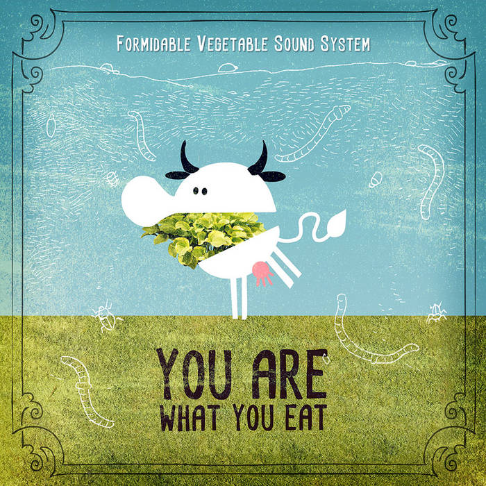 You Are What You Eat cover art