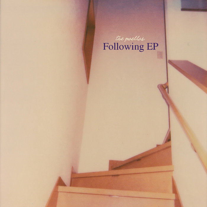 Following EP cover art