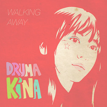 Walking Away - EP cover art