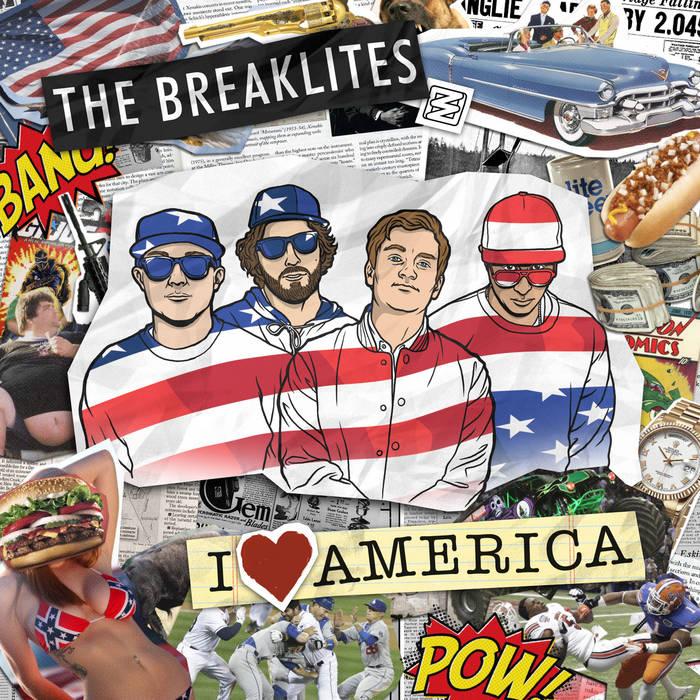 I ♥ America cover art