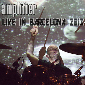 Live In Barcelona 10/05/2013 cover art