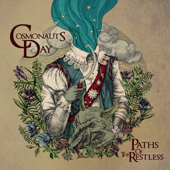 Paths of The Restless cover art