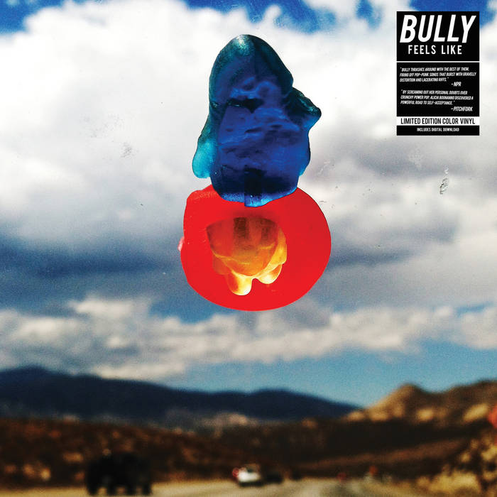 Feels Like (Limited Edition Blue Vinyl) cover art